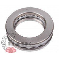 Thrust ball bearing 51210 [GPZ-4]