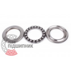 Thrust ball bearing 51211 [ GPZ-4]