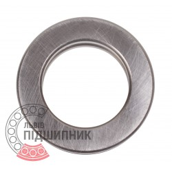 Thrust ball bearing 51220 [GPZ-4]