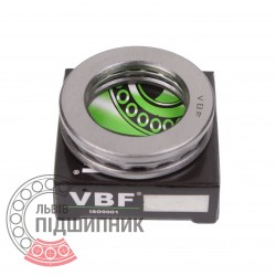 Thrust ball bearing 51100 [VBF]