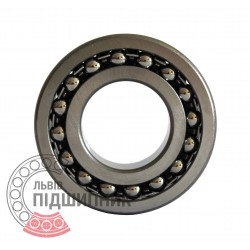 Self-aligning ball bearing 1207 [GPZ]