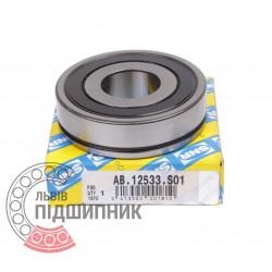 Deep groove ball bearing AB12533.S01 [SNR]