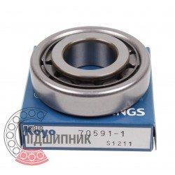 Cylindrical roller bearing 70591-1SN [Koyo]