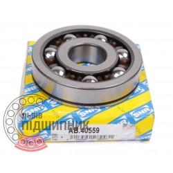 Deep groove ball bearing AB40559 [SNR]