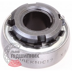 1680204 АЕК7С17 [HARP] Radial insert ball bearing