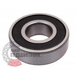 6204.EE [SNR] Deep groove sealed ball bearing