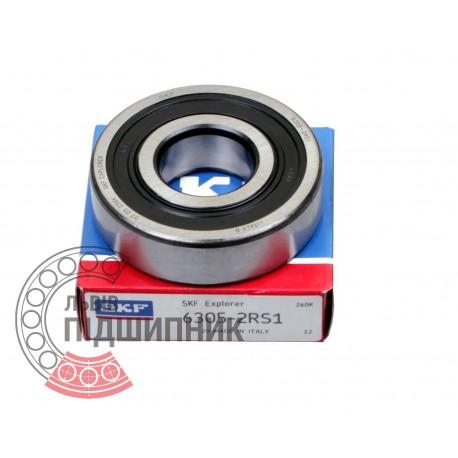 6305-2RS1 [SKF] Deep groove sealed ball bearing