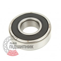 6204-2RS [SKF] Deep groove ball bearing