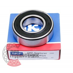 6205 2RS [SKF] Deep groove ball bearing