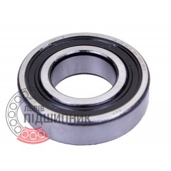 6206-2RS1 [SKF] Deep groove sealed ball bearing