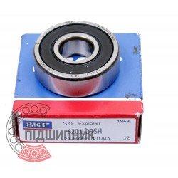6201-2RSH [SKF] Deep groove sealed ball bearing