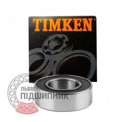 180116 (6016 2RS) [Timken] Пiдшипник кульковий