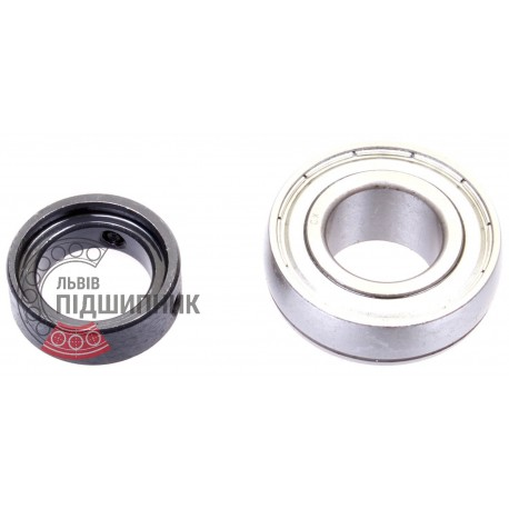 Radial insert ball bearing SA210 [CX]