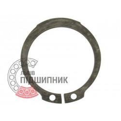 Наружное стопорное кольцо на вал 10мм