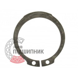 Outer snap ring 10 mm - DIN471