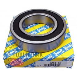6210.EE [SNR] Deep groove sealed ball bearing