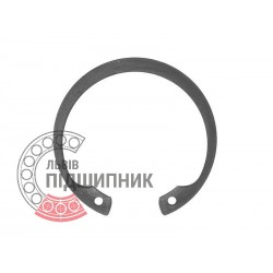 Inner snap ring 110 mm - DIN472