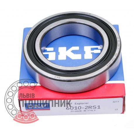 SKF 6010 Deep Groove Ball Bearings Single Row