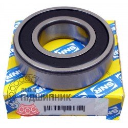 6205.EE [SNR] Deep groove sealed ball bearing