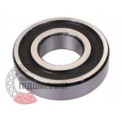 6309-2RS1 [SKF] Deep groove sealed ball bearing