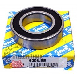 6006EE [SNR] Deep groove ball bearing