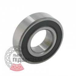Ball bearing 6205 2RS [CХ]