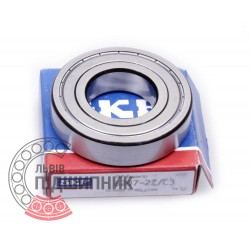 6207-2Z/C3 [SKF] Deep groove sealed ball bearing
