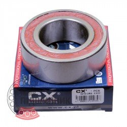 3210 2RS [CX] Angular contact ball bearing