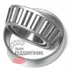 30307 JR [Koyo] Tapered roller bearing