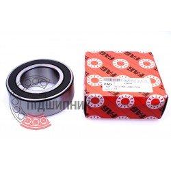 3210-BD-XL-2HRS-TVH-C3 [FAG Schaeffler] Double row angular contact ball bearing