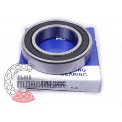 6008-2RSR [Kinex] Deep groove sealed ball bearing