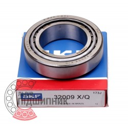 32009 X [SKF] Tapered roller bearing