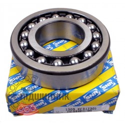 1309K C3 [SNR] Self-aligning ball bearing