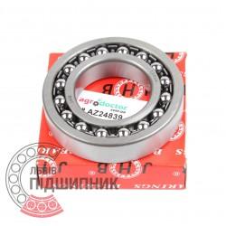 1209.K J30 С3 [JHB] Double row self-aligning ball bearing
