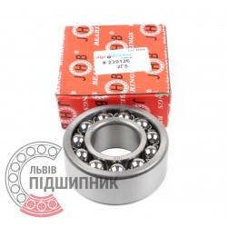 2307K [JHB] Double row self-aligning ball bearing