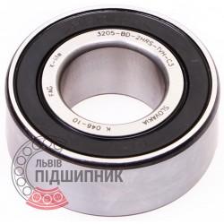 3205BD-2HRS-TVH-C3 [FAG] Angular contact ball bearing