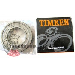 6213-2Z/C3 [Timken] Deep groove sealed ball bearing
