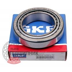 2007112   32012 X/QCL7C [SKF] Конічний роликовий підшипник