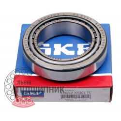 32012 X/QCL7C [SKF] Tapered roller bearing