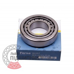 30206F [Fersa] Tapered roller bearing