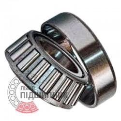 27616 | 32316B [SNR] Конічний роликовий підшипник