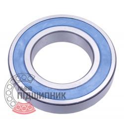 6217-2RS | 180217С17 [SPZ, Samara] Deep groove sealed ball bearing