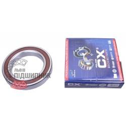 6021 2RS [CX] Deep groove ball bearing
