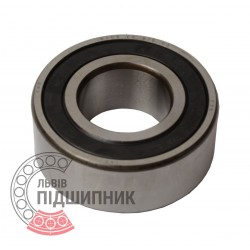 3206-2RS | 5206EEG15C3 [SNR] Double row angular contact ball bearing