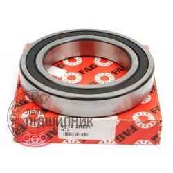 6018-2RSR-C3 [FAG Schaeffler] Deep groove sealed ball bearing