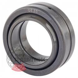 GE35-2RS | ШС35 | GE35-DO-2RS [INA Schaeffler] Radial spherical plain bearing