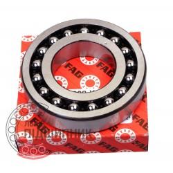 1208-K-TVH C3 [FAG Schaeffler] Double row self-aligning ball bearing