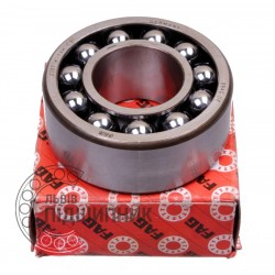 2307-K-TVH-C3 [FAG] Self-aligning ball bearing