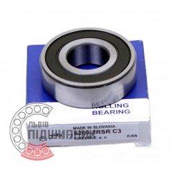 (6203-2RSR C3) [Kinex] Deep groove ball bearing