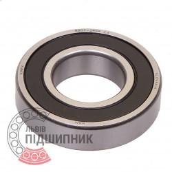 6207-2RSRC3 [Kinex] Deep groove sealed ball bearing